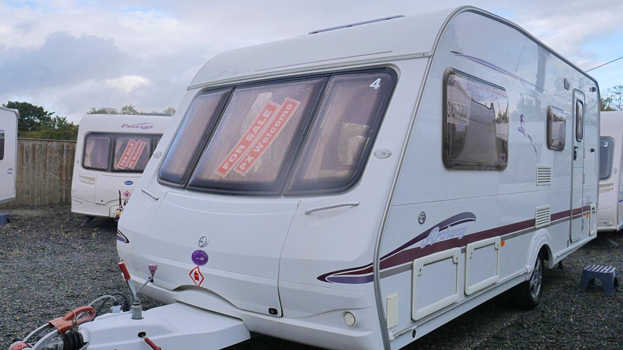 Swift Archway Barnwell 4 Berth Caravan