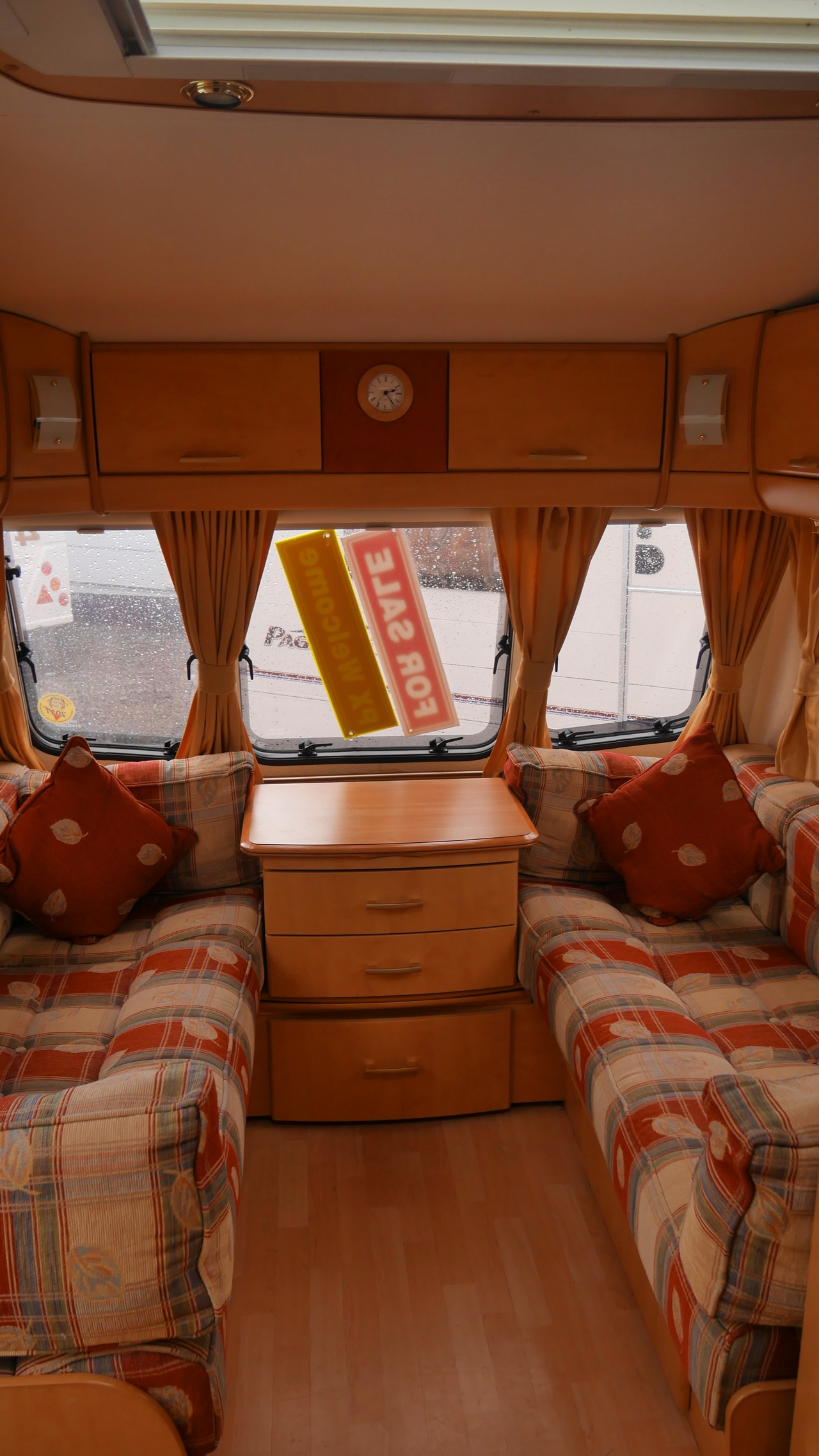 Bailey Pageant Series 5 Bordeaux Caravan - Stockton